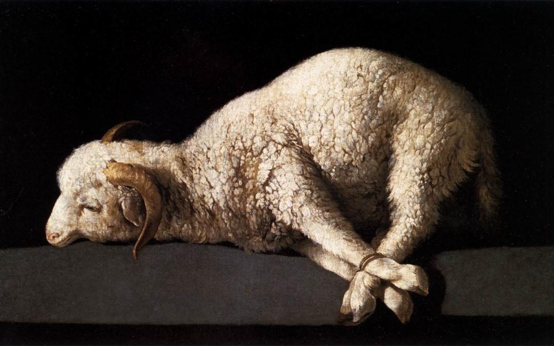On Good Friday & The Divine Mercy Novena