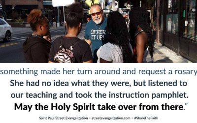 """""""When The Holy Spirit Takes Hold"""""""