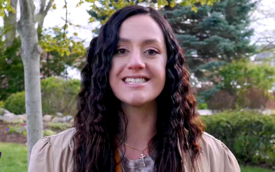 Arianna: Why I practice the Catholic Faith
