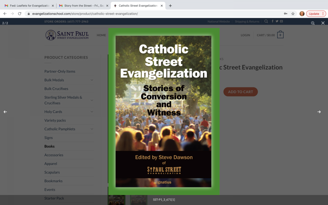 """""""Evangelizing By the Book"""""""